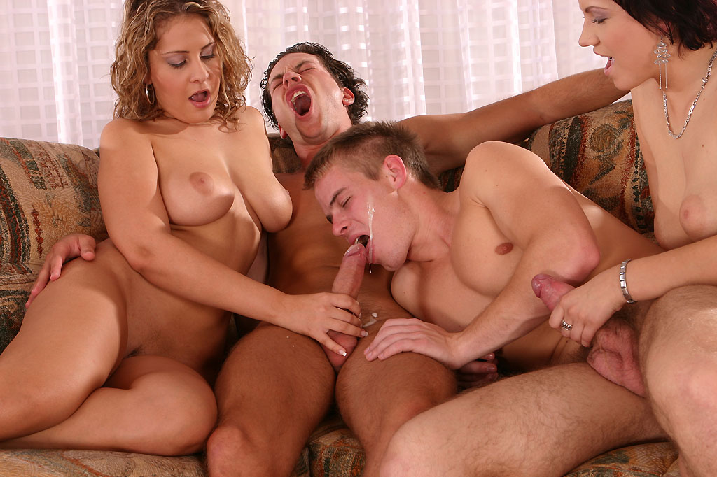 Wozney recommends Threesome with two men and a woman