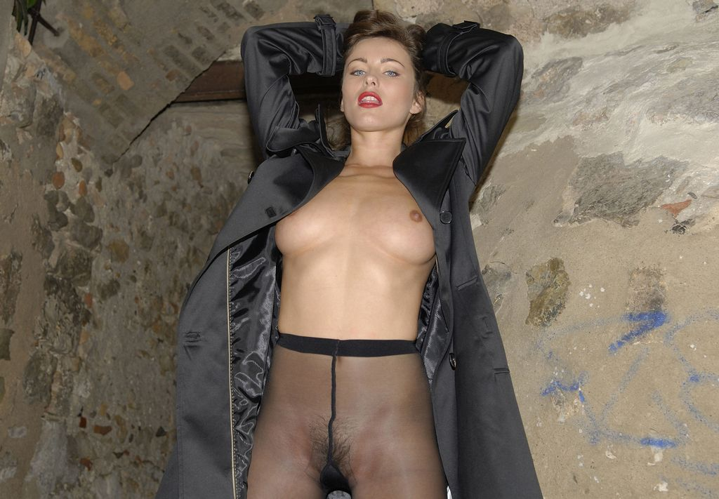 Ringus recommends Real women pantyhose tights